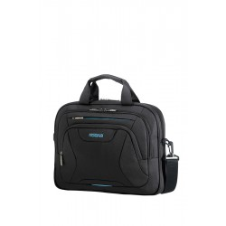 Maletín portadocumentos American Tourister AT Work 33G.004 negro