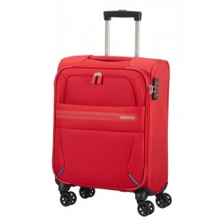 Maleta cabina American Tourister Summer Voyager 29G.002 rojo 55 cms