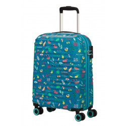 Maleta cabina American Tourister Wavetwister MA0.101 Summer Relax 55 cms